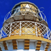 Thumbnail image for Climbing an historic lighthouse in Scotland