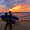Thumbnail image for Photo of the week: Surfing in Tel Aviv