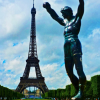 Thumbnail image for Photos: The Rocky statue travels around the world