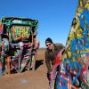 Thumbnail image for Cadillac Ranch & the quirky car sculptures of Texas