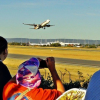 Thumbnail image for Plane spotting heaven at Perth Airport