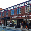 Thumbnail image for Walk the line at the Johnny Cash Museum