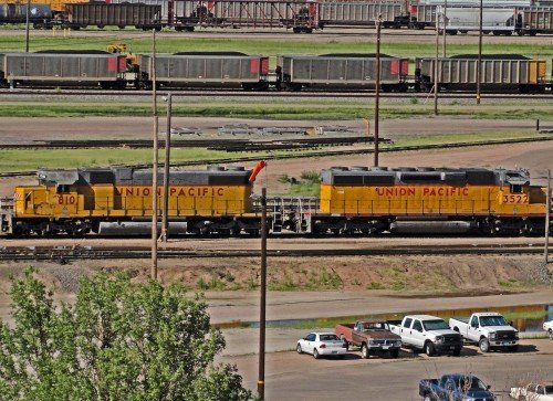 Post image for All aboard at the world's largest train yard
