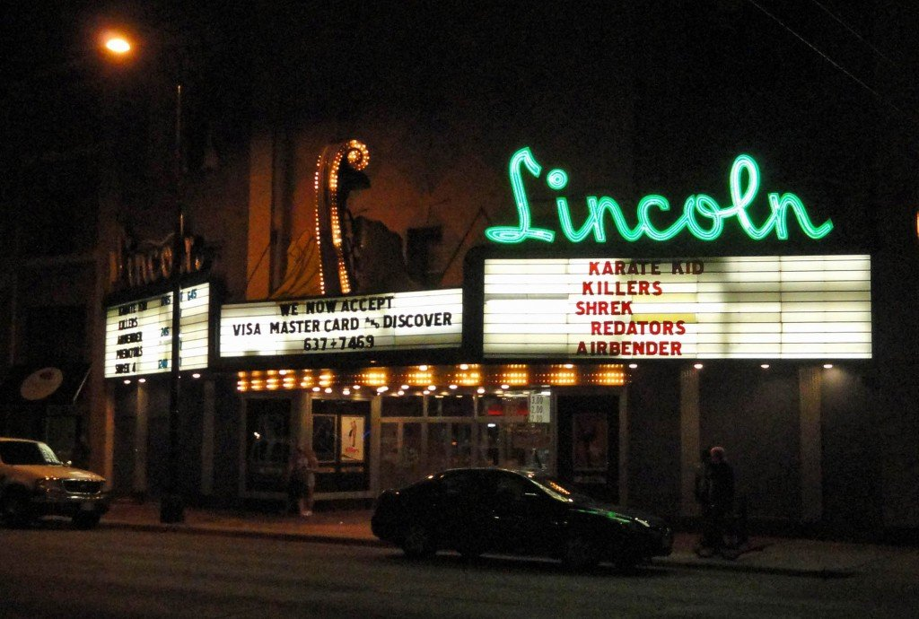 Lincoln Theater Cheyenne