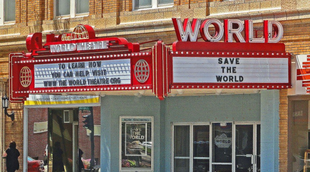 World Theater Kearney
