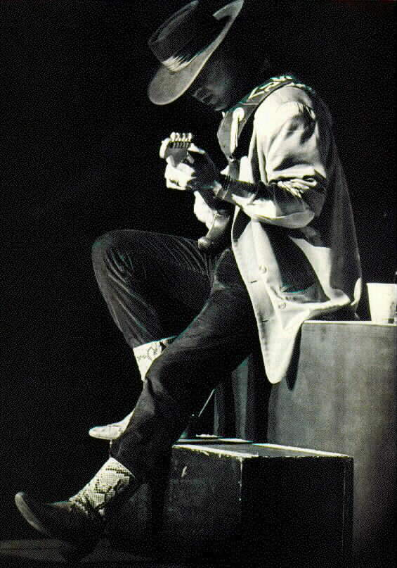 Stevie Ray Vaughan Final Concert At Alpine Valley
