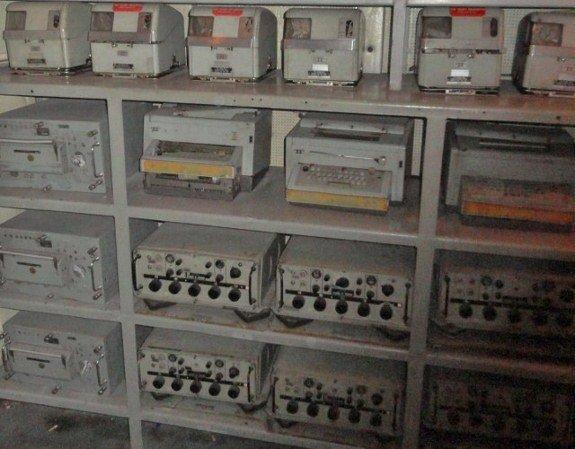 Pueblo incident crypto equipment