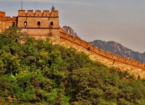 Post image for The Great Wall of China minus the tourist hordes