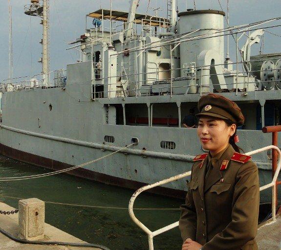 USS Pueblo North Korea