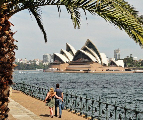 free things to do in Sydney milsons point
