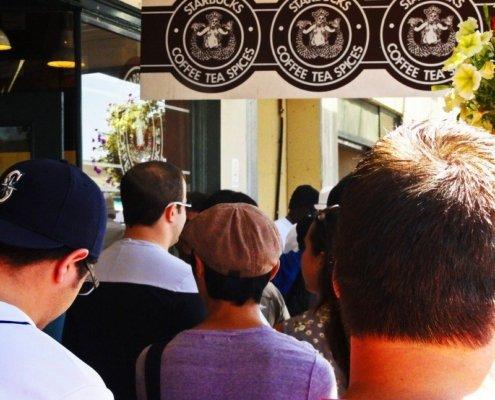 Original Starbucks Pike Place Market