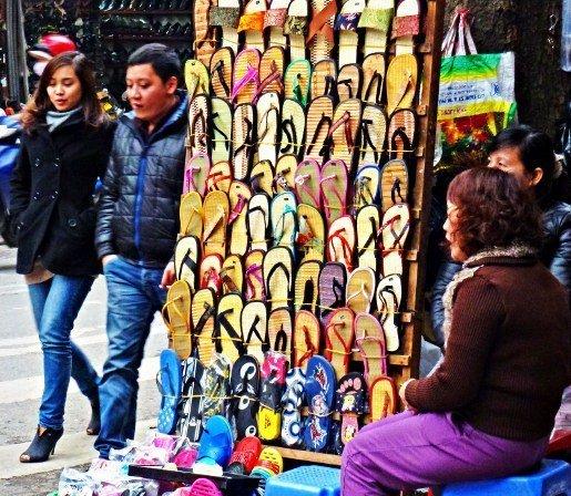 Hanoi sandals