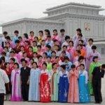 Kim Il Sung mausoleum Pyongyang