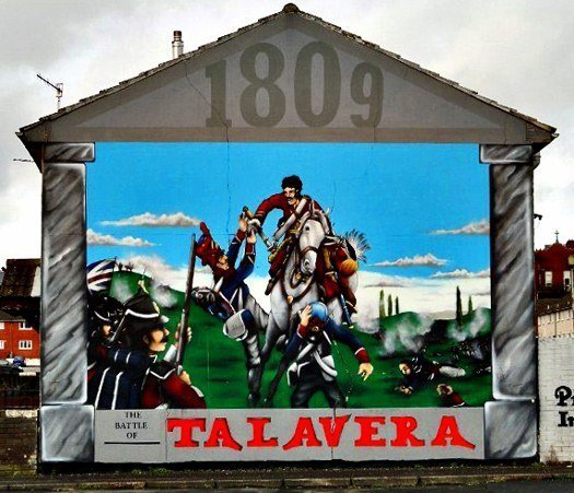 Picture of Belfast mural