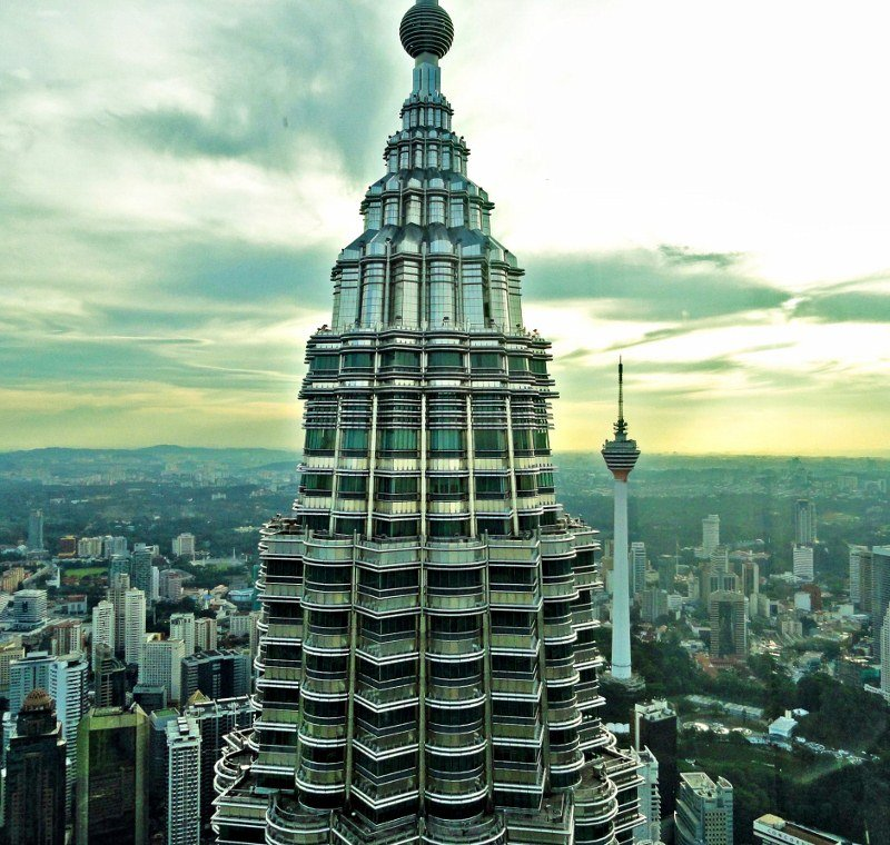 Be sure to get Petronas Towers tickets to see this fabulous building duo!