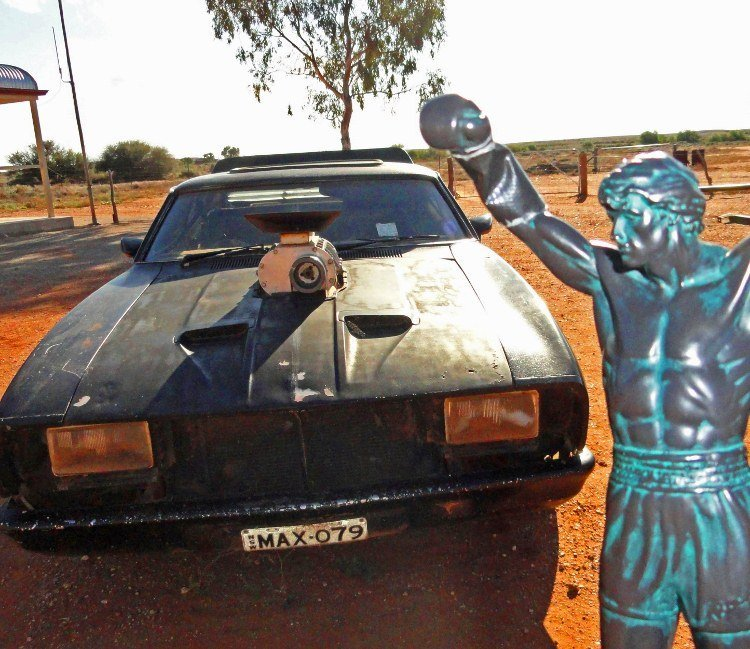 Post image for Chasing Mad Max in the Australian Outback