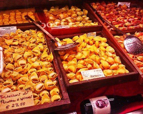 Bologna tortelloni