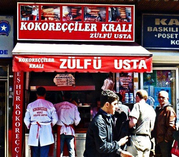 kolorec zulfu Istanbul