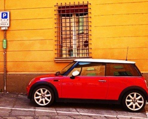 Bologna Mini Cooper