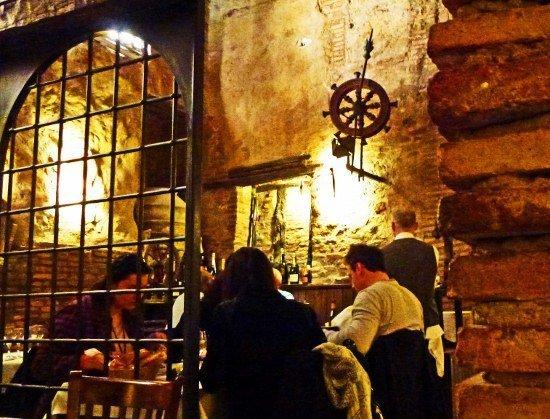 Costanza restaurant rome