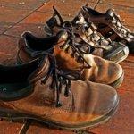 Ecco mens travel shoes