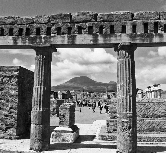 Photos of Pompeii Mt Vesuvius