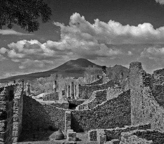 Pompeii Mt Vesuvius