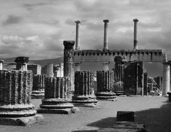 Images of Pompeii