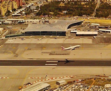 Post image for Video: A rocky takeoff from Gibraltar Airport
