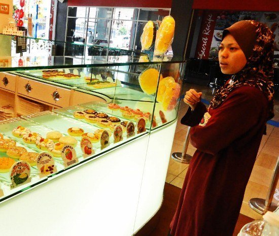 Durian donut store