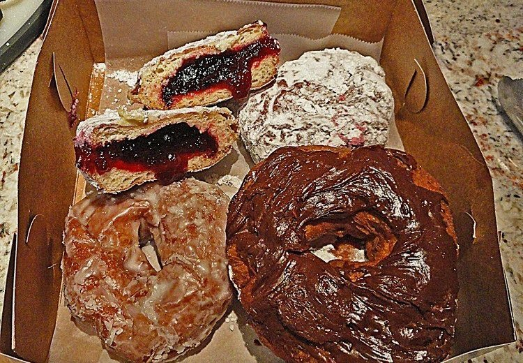Frangellis donuts Philadelphia