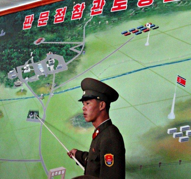 How to travel to North Korea DMZ