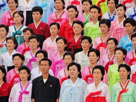 North Korea Kim Il Sung tomb