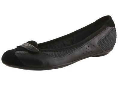 review of womens travel shoes Puma Zandy Ballerina