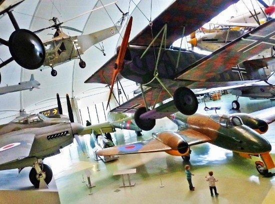 Free things in London RAF Museum