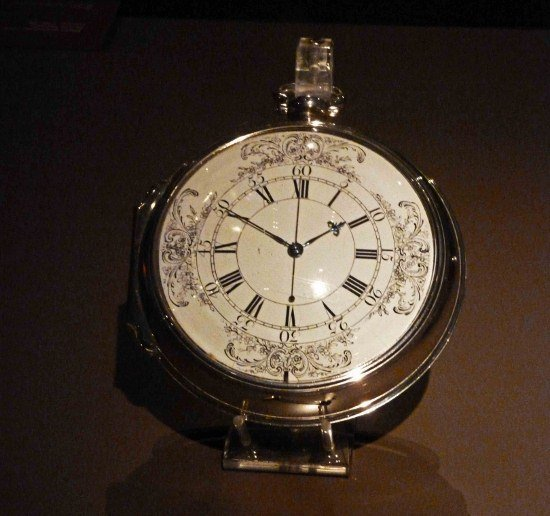 Royal Observatory Greenwich Harrison H4 timepiece