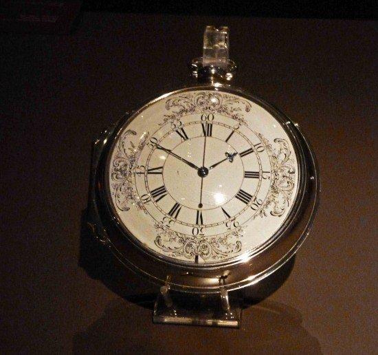 Royal Observatory Greenwich Harrison H4 timepiece