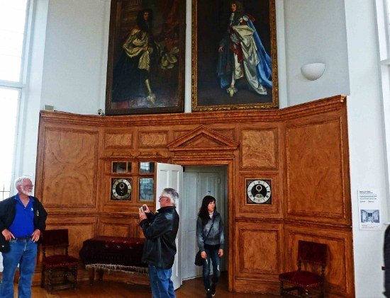 Royal Observatory Octagon room