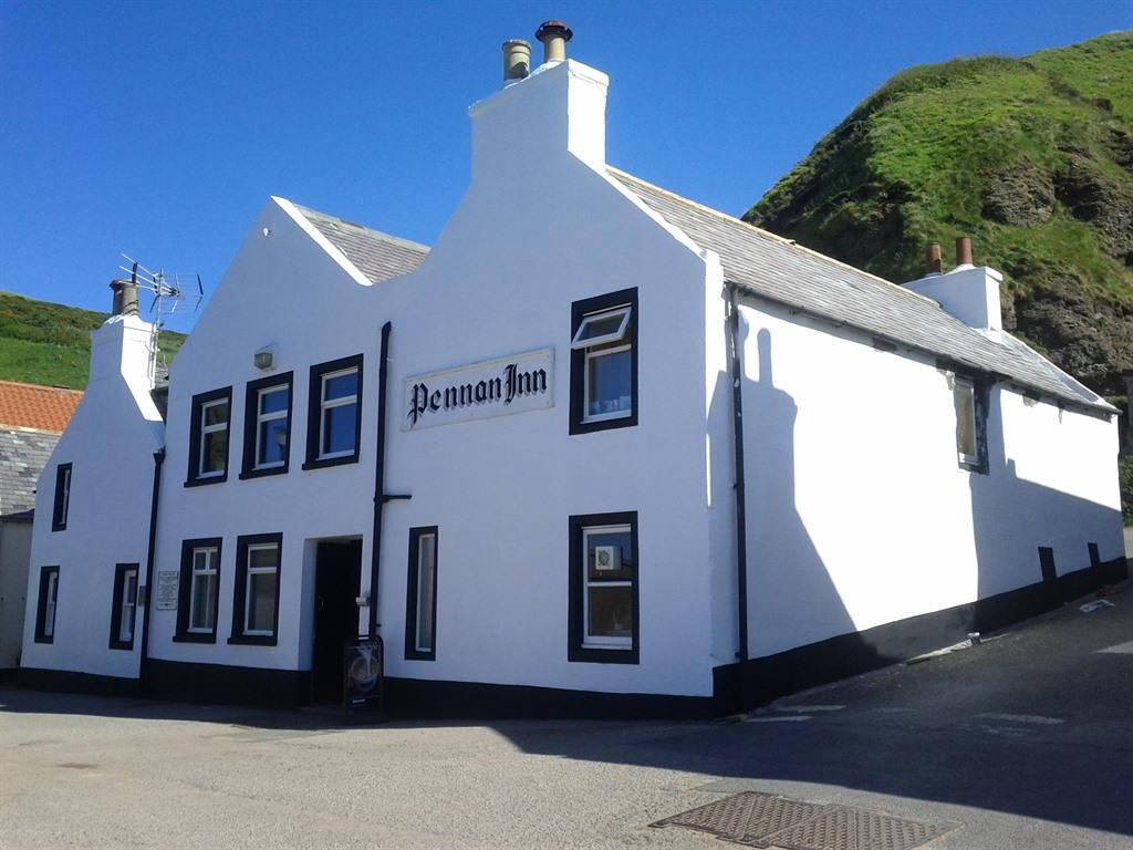The Pennan Inn, Scotland