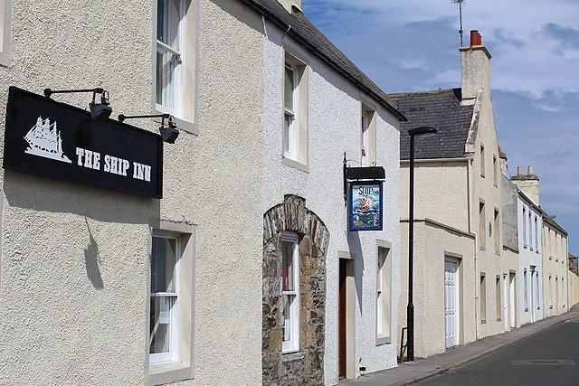 Ship Inn Banff Scotland