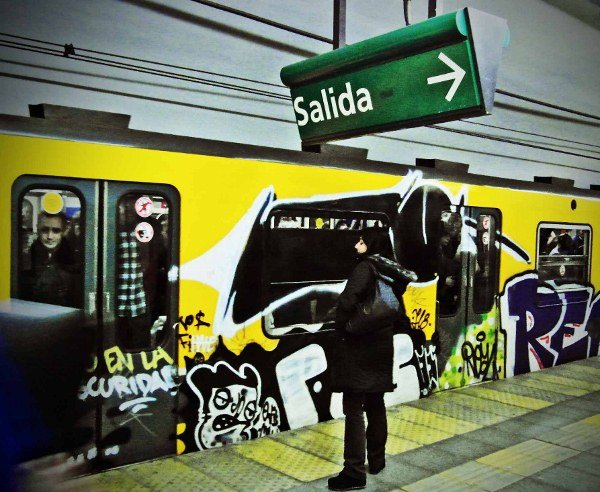 Buenos Aires subway subte