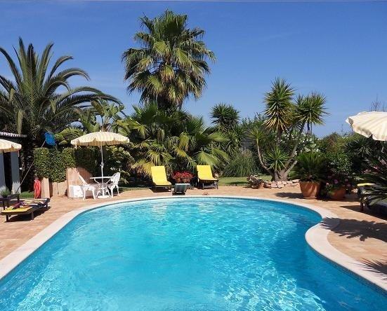 Casa Amarela Naturist resort Portugal