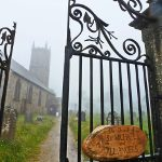 dartmoor church gate