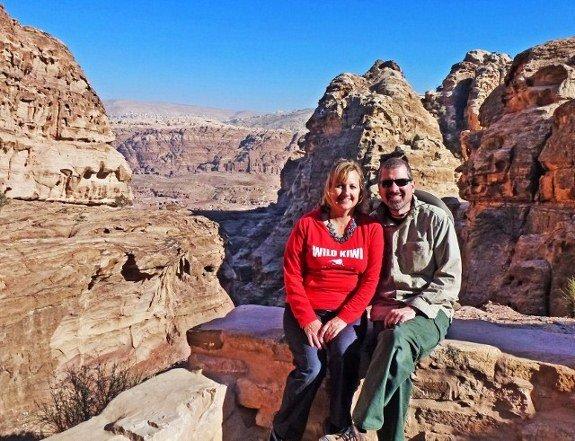 Larissa Michael Milne Petra Changes In Longitude