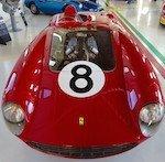 Ferrari Museum Modena Italy