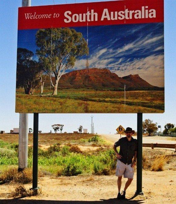 Travel the world Michael South Australia