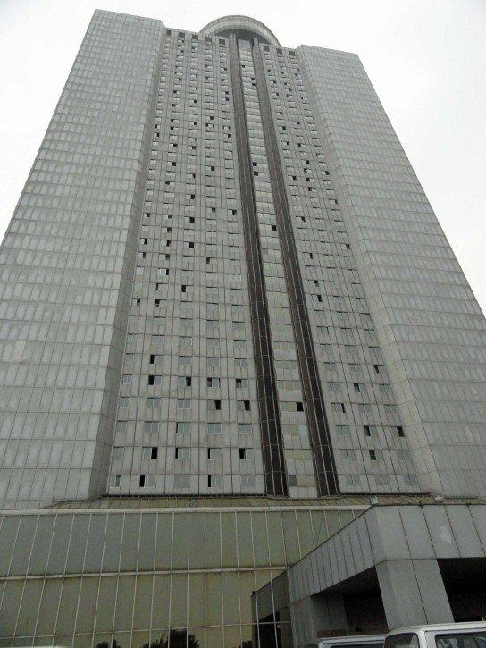 Yanggakdo Hotel Pyongyang North Korea