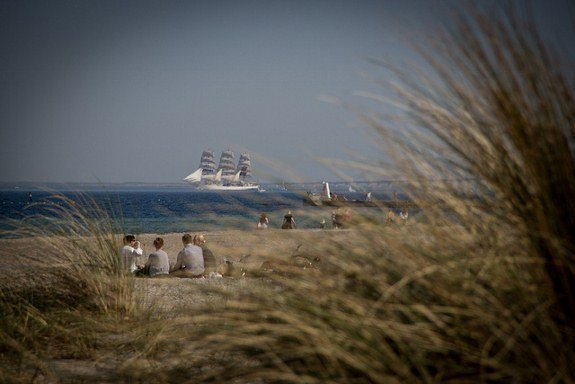 Copenhagen Amager Strand Beach Alex Berger