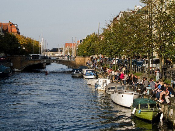 free things to do in Copenhagen Christianshavn canal Alex Berger