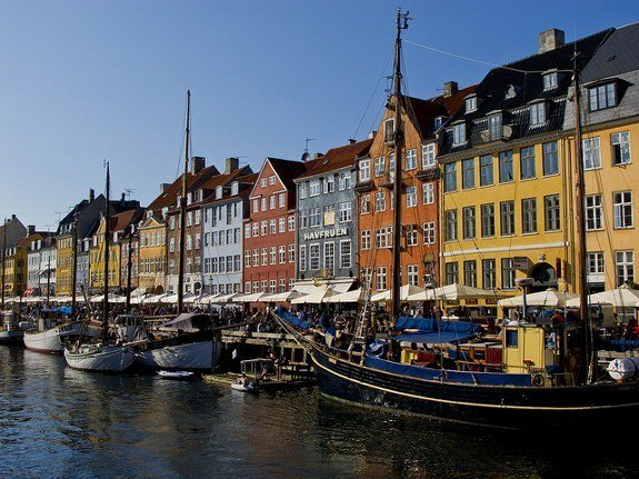 free things to do in Copenhagen Nyhavn Alex Berger